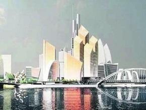 СМИ: Мэрию Киева хотят переселить в небоскреб на Рыбальском полуострове