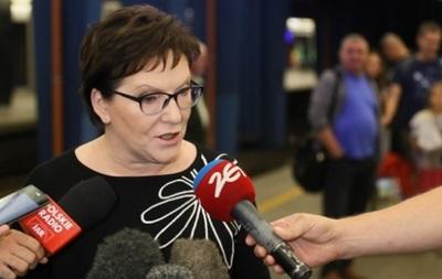 СМИ: В Польше хотят созвать Совет нацбезопасности из-за ситуации в Украине