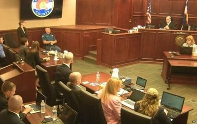 Стрелок из Колорадо приговорен к пожизненному сроку