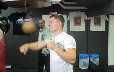 Украинский боксер Митрофанов: Сейчас все мысли о чемпионском бое в России