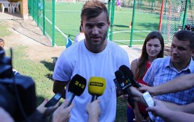 Ярмоленко: В Лиге чемпионов нужно обыгрывать любую команду, даже Барселону