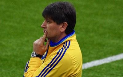 Ковалец вызвал в молодежную сборную Украины игроков из России и Германии