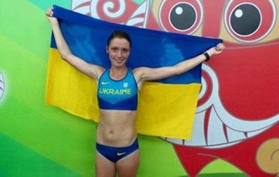 ЧМ по легкой атлетике: Оляновская принесла Украине бронзовую медаль