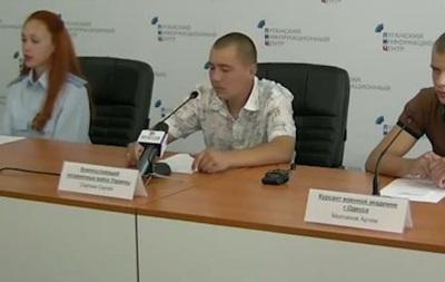 В ЛНР заявили о переходе к ним шести украинских военных