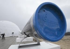 Газпром - газ - Европа диктует Газпрому свои правила игры