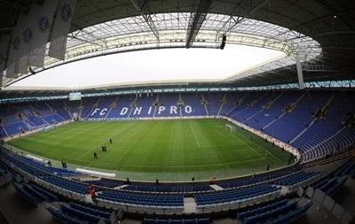 Днепр проведет два матча Лиги Европы без зрителей