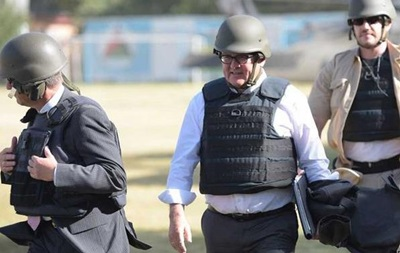 Штайнмайер прибыл с необъявленным визитом в Афганистан