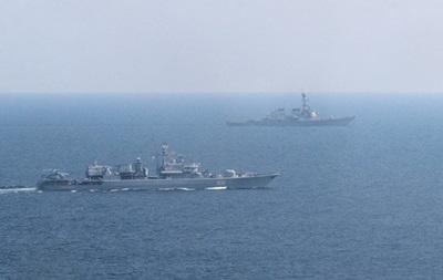 В Черном море стартуют украинско-американские учения Си Бриз-2015
