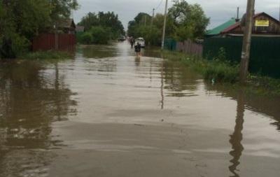 В России во время паводка затопило зоопарк