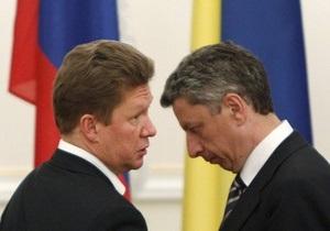 После объединения Газпрома и Нафтогаза будет модернизирована вся ГТС Украины - Миллер