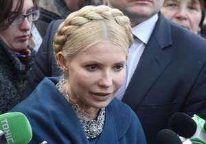 Тимошенко: Генпрокуратура фальсифицирует мое дело по указанию Януковича