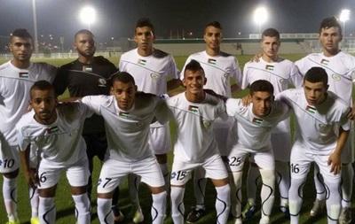 Сборная Палестины впервые в истории сыграет домашний матч на своей территории