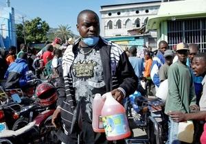 ООН просит выделить Гаити $550 млн
