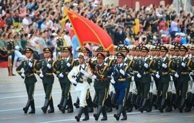 Китай сократит армию на 300 тысяч человек
