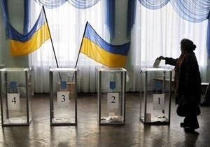 Неизвестный распылил на избирательном участке в Луцке слезоточивый газ