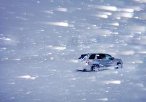Погода: Украину заметает снегами