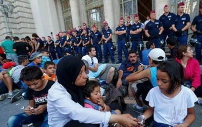 Германия и Франция согласовали инициативу по проблеме беженцев