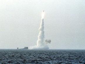 Генштаб РФ выяснил причину неудачного запуска ракеты Булава
