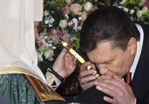 Янукович встретится с Кириллом завтра