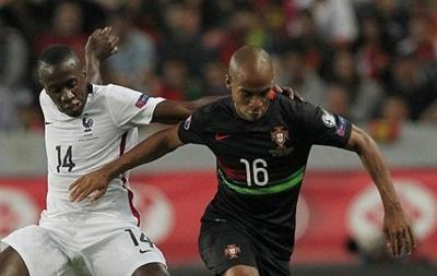 Франция в товарищеском матче обыграла Португалию