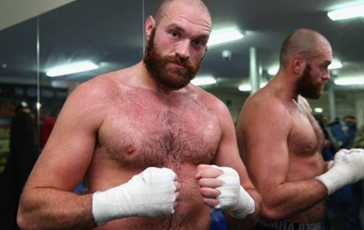 Фьюри: Закончу эру Кличко и стану новым чемпионом мира