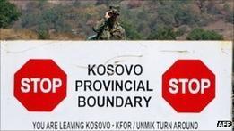 Косово и Сербия договорились о совместной охране границы