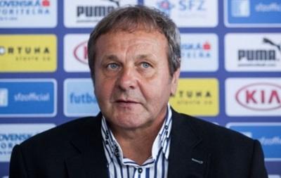 Наставник сборной Словакии: Нужно восстановиться к матчу с Украиной