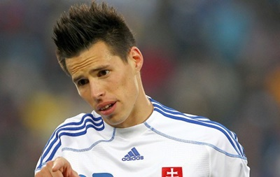 Лидер сборной Словакии назвал матч с Украиной – игрой года