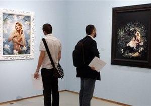 Жительницу Германии осудили за подделку поддельных картин