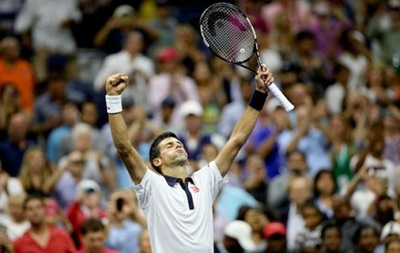 US Open: Джокович и Тсонга пробились в четвертьфинал