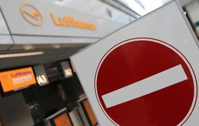Пілоти Lufthansa страйкуватимуть у вівторок
