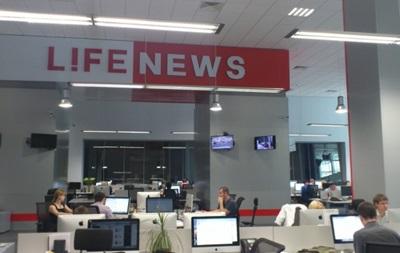 Съемочную группу LifeNews задержали в Кишиневе