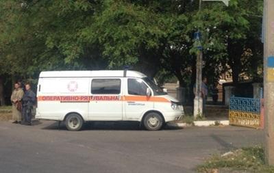 В  заминированной  школе Краматорска взрывчатку не нашли