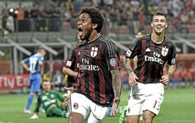 Луис Адриано: Луческу сказал, что я заслуживаю играть в Милане