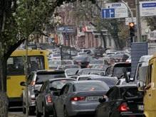 Старым автомобилям хотят запретить въезжать в Киев