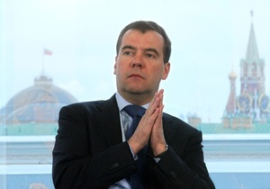 Медведев вступился за российское МВД