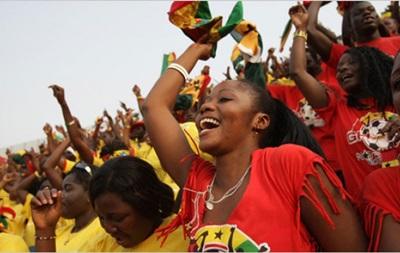 Сексуальные девушки будут привлекать зрителей к матчам чемпионата Ганы