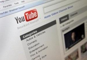 В России YouTube внесли в реестр запрещенных сайтов