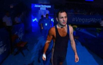Украинские борцы завоевали две медали чемпионата мира