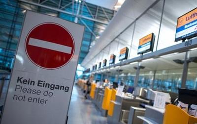Lufthansa аннулировала тысячу рейсов из-за забастовки