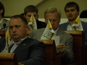 В Киевсовете появился проект бюджета на 2009 год