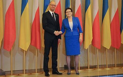 Польша дает Украине кредит в 100 миллионов евро