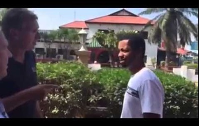 Видео с африканцем- русофобом  оказалось постановкой