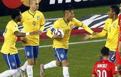 Неймар: Дуглас Коста проделал отличную работу в сборной Бразилии