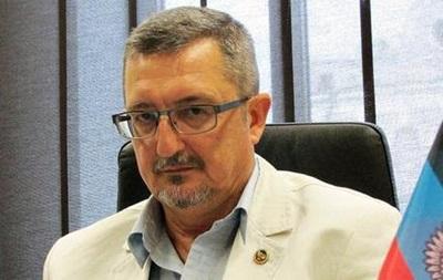 Бывший глава аппарата  народного совета  ДНР пропал
