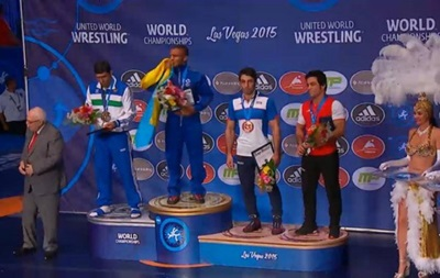 Жан Беленюк принес Украине  золото  чемпионата мира по греко-римской борьбе
