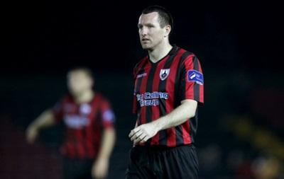 Ирландский футболист из соцсетей узнал о начавшемся матче своей команды