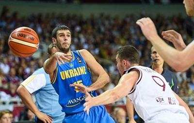 Украина проиграла Бельгии и вылетела с Евробаскета-2015