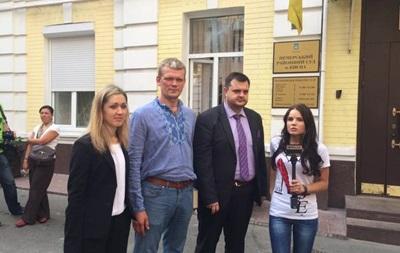 Суд отпустил  свободовца  Швайку под личное обязательство нардепов