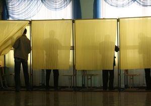 Рада намерена запретить пользоваться мобильными в кабинках для голосования